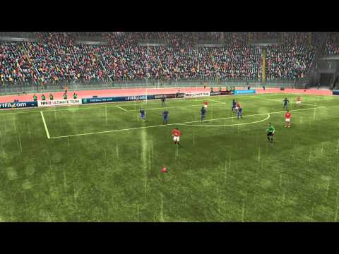Alexander Kerzhakov nice goal in Fifa 13
