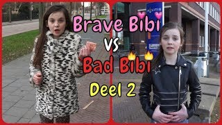 BRAVE BIBI vs BAD BIBI - SKETCH DEEL 2