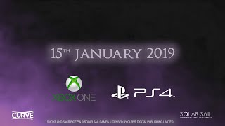 Smoke and Sacrifice on Xbox One and PlayStation 4 - Official Release Date Trailer