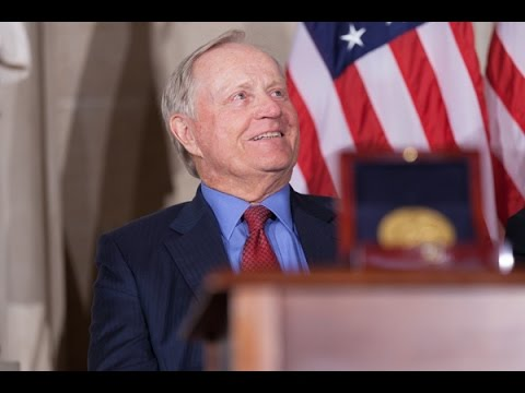 3/24 Congressional Gold Medal Ceremony in honor of Jack Nicklaus