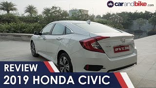 2019 Honda Civic Review | NDTV carandbike