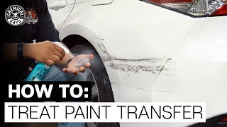 How Do You Remove Paint Transfer and Scuffs? - Chemical Guys
