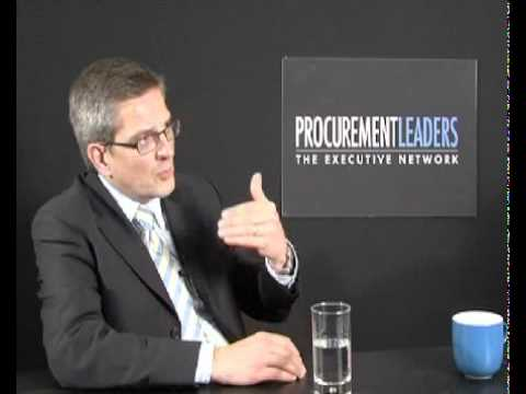 Hans Melotte - Procurement Leader Award
