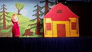 Kinder Theater Mascha und der Bär in Dreieich Sprendlingen
