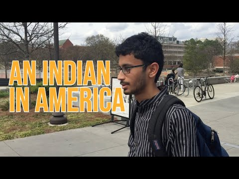 An Indian in America: Unscripted Reactions