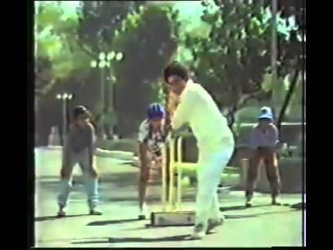 Sachin Tendulkar First TV Commercial   Classic Old Indain Advertisement...