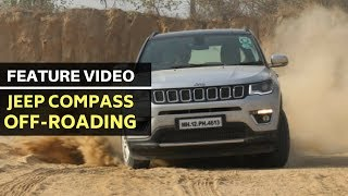 Jeep Compass off-road performance in India | cartoq