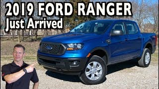 First Look: 2019 Ford Ranger on Everyman Driver