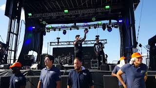 Download Lagu Bad Wolves - Rockfest 2018 Kansas City - Zombie Gratis STAFABAND