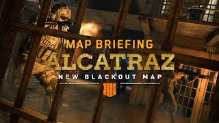Official Call of Duty®: Black Ops 4 —  Alcatraz Map Briefing