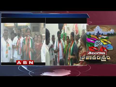 Congress Leade Sabitha Indra Reddy election campaign in Maheshwaram