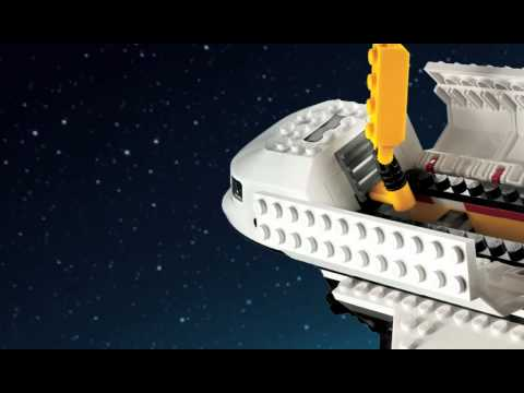 LEGO® CITY Space - Shuttle Film