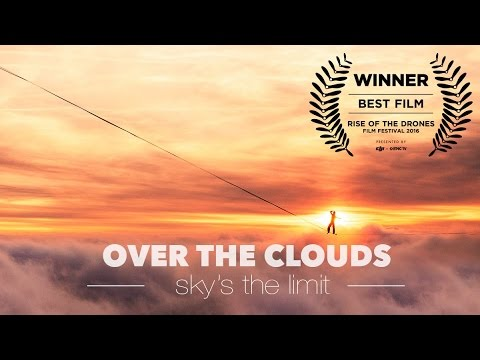 Highline World Record Over The Clouds - Sky's The Limit