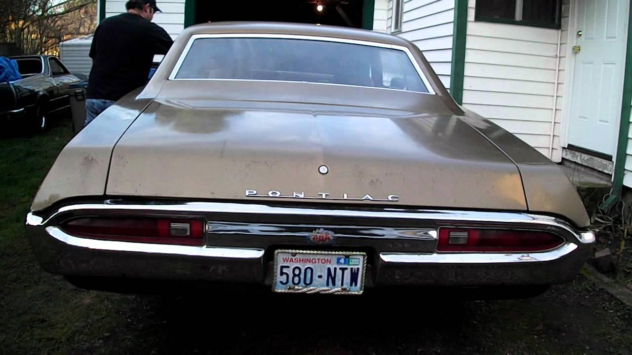 1970 Pontiac Catalina with Cherry Bomb Extreme mufflers ...