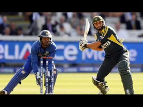 Pakistan World Champios T20 - Jazba Junoon video