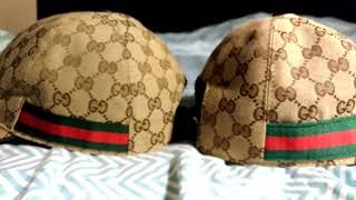 Gucci Hat Fake vs Real  In Depth