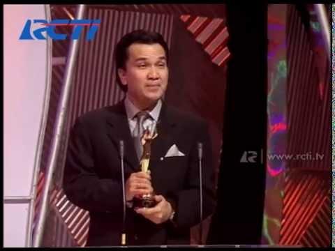 Tantowi Yahya 'Pulang Jo' - Karya Produksi Berbahasa Daerah Terbaik - AMI 2004