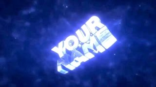Dancing Text Free 3D Intro #4   Cinema 4D