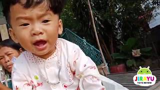 Jirayu Toysreviews best videos for kids and toddlers vs ryan's toy review