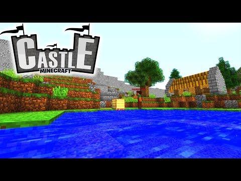 Fischerhütte! Verzauberte Bücher ohne Ende! - Minecraft CASTLE #11 - Ancient Warfare 2 Mod