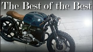 Cafe Racer (2017 Top 10 Best Motorcycles)