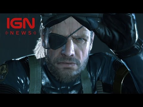 Konami Ships 5 Million Copies of Metal Gear Solid 5: The Phantom Pain - IGN News