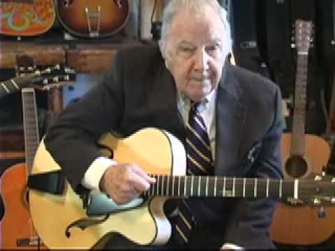 Bucky Pizzarelli: Embraceable You, Nuages, Satin Doll, Out of Nowhere. (2 of 3)