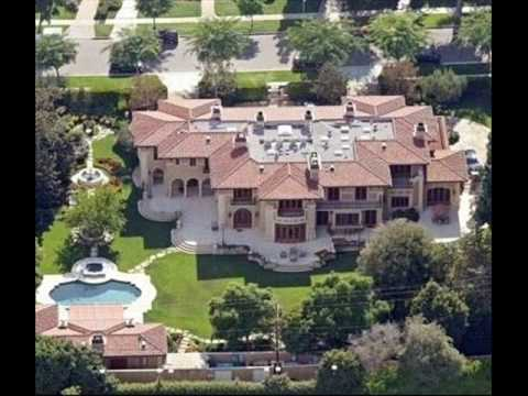 Celebrity homes youtube for Famous house music