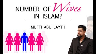 Video: Can a Man have more than 4 Wives? - Abu Layth