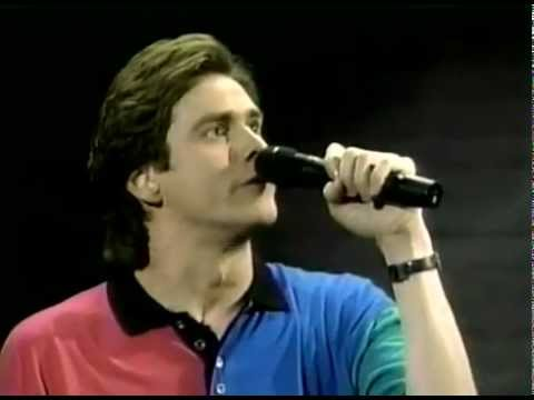 Jim Carrey Stand-Up Comedy Show
