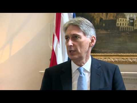 "Philip Hammond: I reject ""ridiculous"" finding of UN panel"