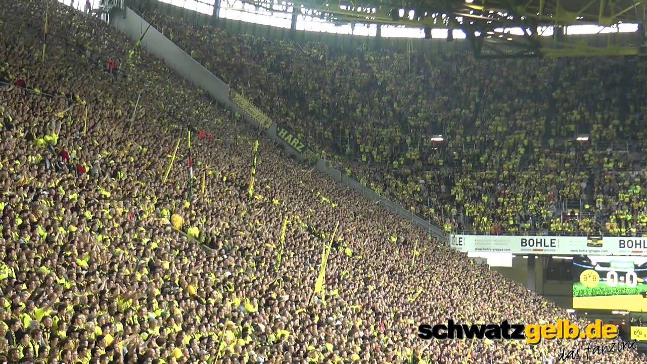 Dortmund Fans Fans Borussia Dortmund