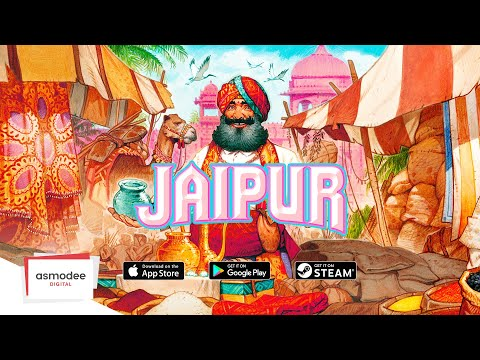 Jaipur: A Card Game of Duels APK Cover