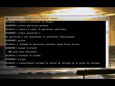 How To Format A USB Flash Drive Correctly Using The Command Prompt