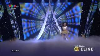 Chung Kết Bước Nhảy Hoàn Vũ Nhí: Phan Linh Hoa - Nhảy Hiện Đại - Dancesport - Ngày 26/09/2014
