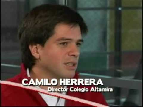 Camilo Herrera en Liderazgo en Persona III