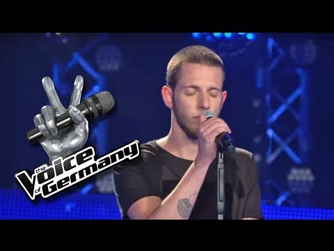 Counting Crows - Colorblind  Jimmy Risch  The Voice of Germany 2017  Blind Audition