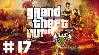 [PS3] Zagrajmy w GTA V #17 - Nie umiem latać ;_;