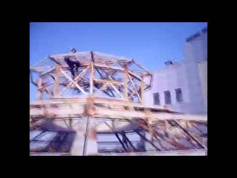 Climbing Iron Dome