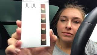 homeless man & the juul