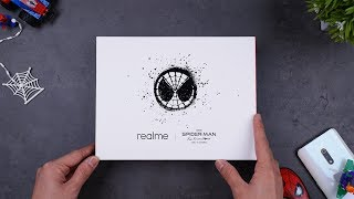Rp4.199 JUTA! UNBOXING REALME X EDISI SPIDERMAN FAR FROM HOME!