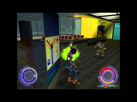 Oni - Gameplay PS2 HD 720P