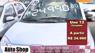 Carros Seminovos - Portal Auto Shop PGM 11 Net - Localiza Veículos