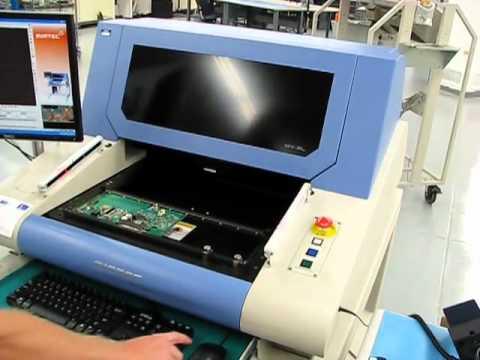 Mirtec Mv 3l Desktop Automated Optical Inspection System