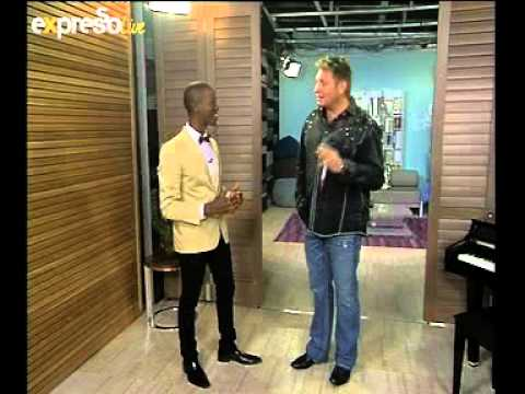 Kurt Darren Live On Expresso (14.03.2012) video