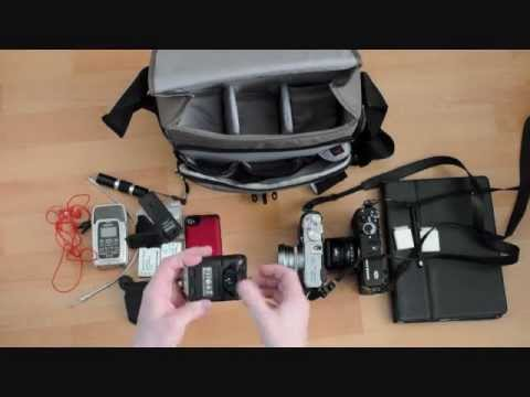 Lowepro Event Messenger 150 for Fujifilm X-Pro1