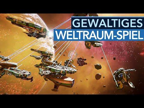 Das deutsche Weltraum-Spiel X4 ist jetzt ein MONSTER!