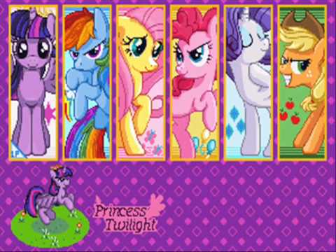 My Little Pony: Fighting is Magic RETRO EDITION