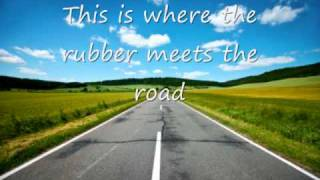 Watch Steven Curtis Chapman Rubber Meets The Road video