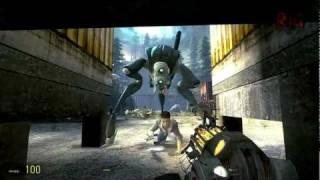 Half-Life 2 Episode Two Прохождение с комментариями Часть 1